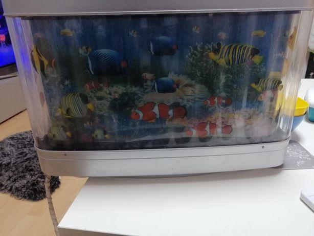 Lampka akwarium nocna