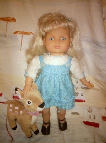 Немецкая фирменная кукла lissi puppe.