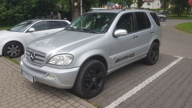 Mercedes ml 400cdi lift zadbany