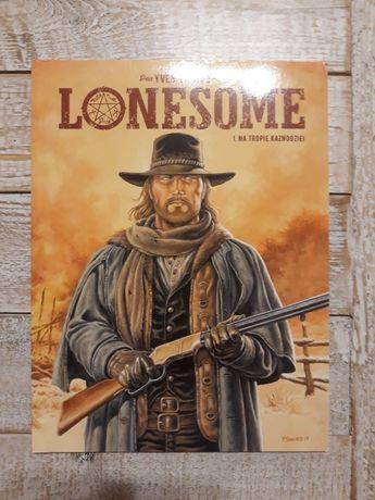 Lonesome. 1. Na tropie kaznodziei. Yves Swolfs
