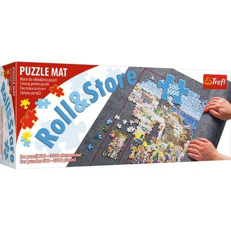 Mata do układania puzzli duża.