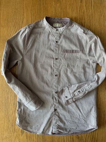 Zara boys, 11-12 лет, рубашка для мальчика, сорочка для хлопчика, 152