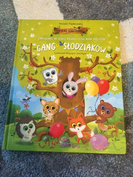 Książka Gang Słodziaków