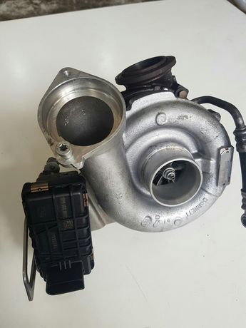 Турбина bmw e60 e61 e65 m57n2