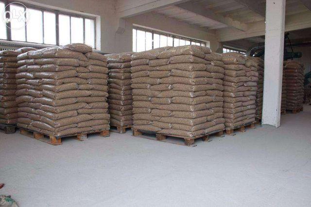 Najwyższej jakości, ekologiczny pellet drzewny!