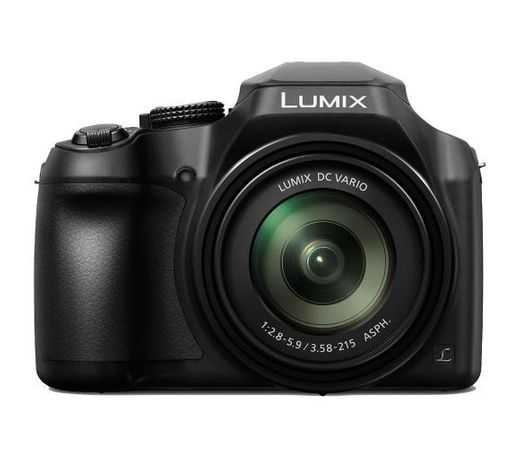 Panasonic Lumix DC-FZ82 czarny