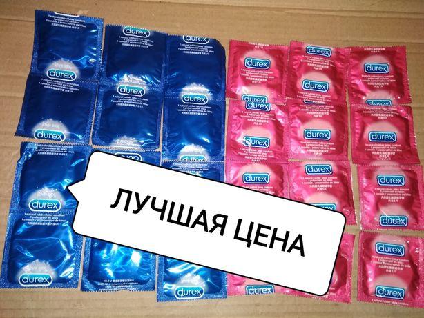 Презервативы Durex (Дюрекс) 50 шт. 210 гривен Classik+особо тонкие