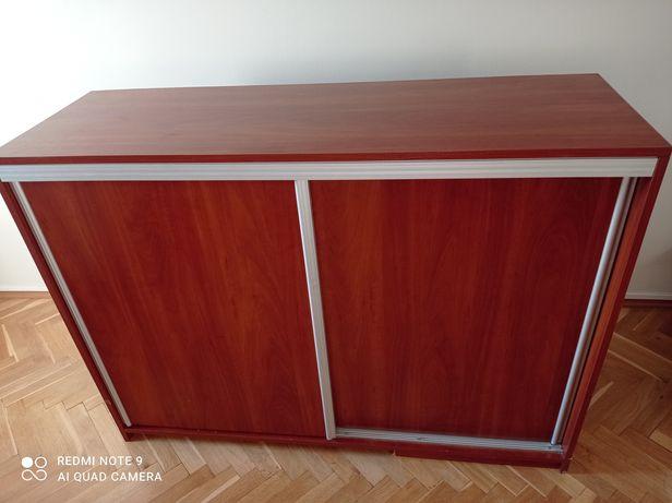 Pojemna i solidna szafa,  szafka, komoda 137x45x100