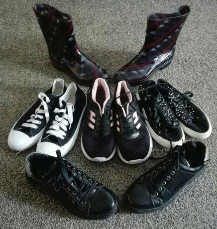 OKAZJA - 8 par butów