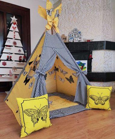 Вигвам, детский шалаш, домик, шатер для ребенка, детская палатка!!!нов