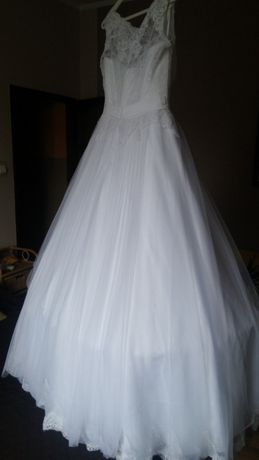 Suknia ślubna PIĘKNA