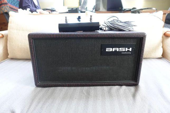 Legendarny lampowy wzmacniacz gitarowy Bash Studio Head 20