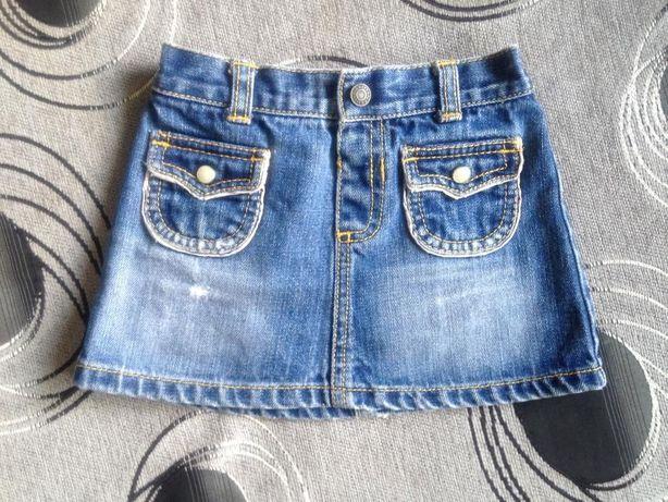Стильная юбка джинсовая для девочки