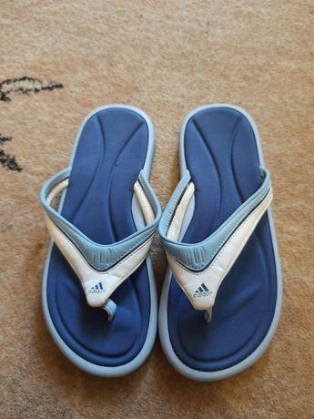 Шлепки для девушки фирма adidas