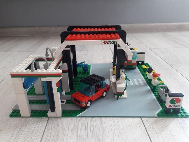 LEGO Town Gas N' Wash Express 6397 stacja paliw + instrukcja