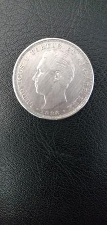 Vendo moeda antiga para colecção
