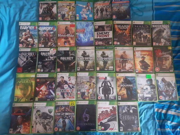Gry Xbox 360 One Ps4 Zamienię/Sprzedam