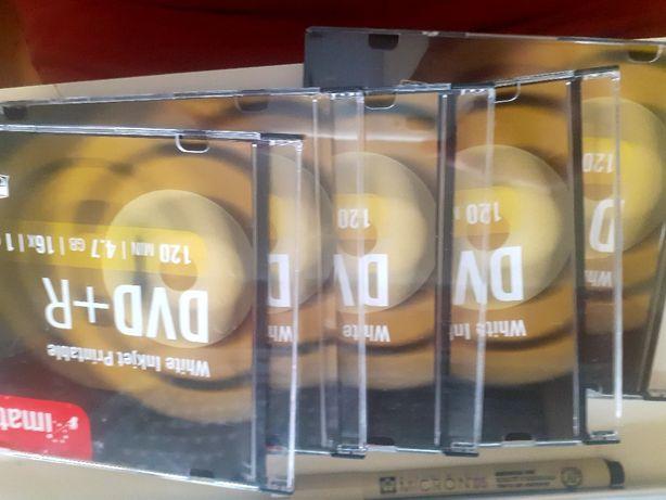 Conjunto 5 dvd r regraváveis