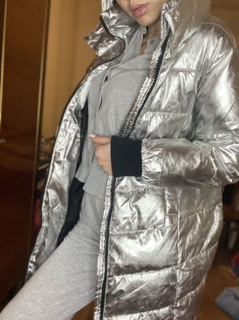Курточка непродувайка зимняя