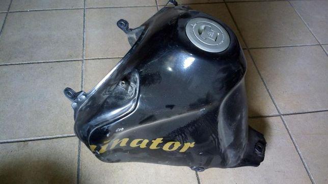 Peças material moto dominator honda 650
