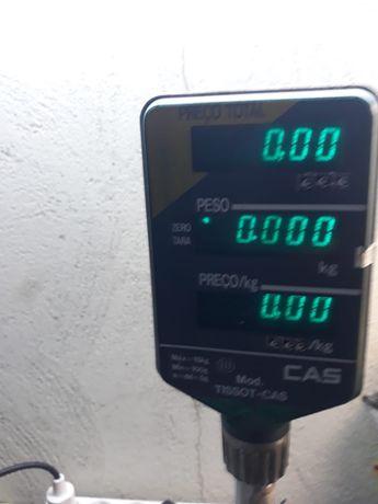 Balança Tissot CAS 15kg/5g