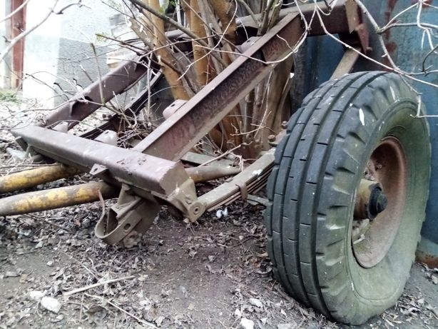 Продам ось тракторного прицепа тракторного