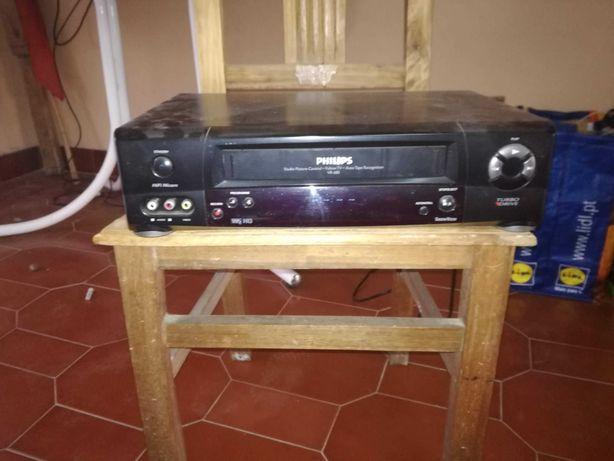 Video gravador VHS