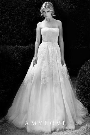 suknia ślubna AMY LOVE Jovanna