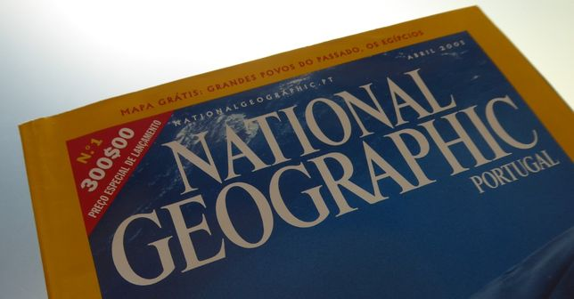 Coleção revistas National Geographic desde o Número 1 (+110 revistas)
