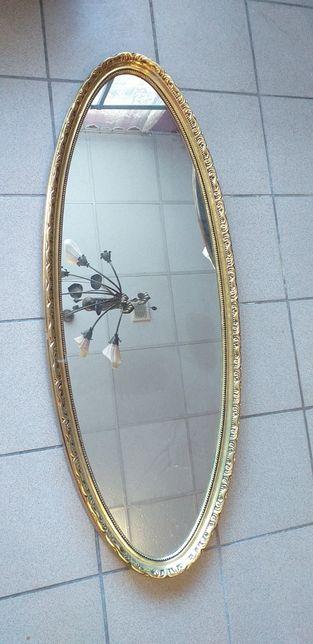 Stare długie lustro