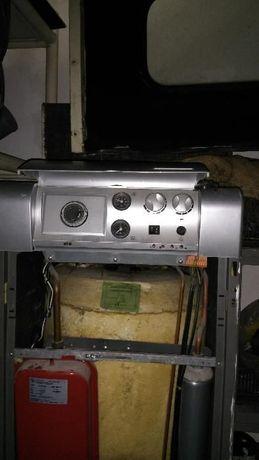 Caldeira a gasóleo Domusa MCF DX