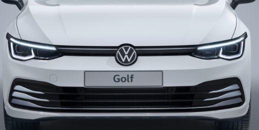 Tapa Matrícula Volkswagen Golf