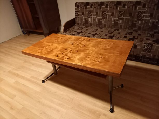 Ława, stolik PRL