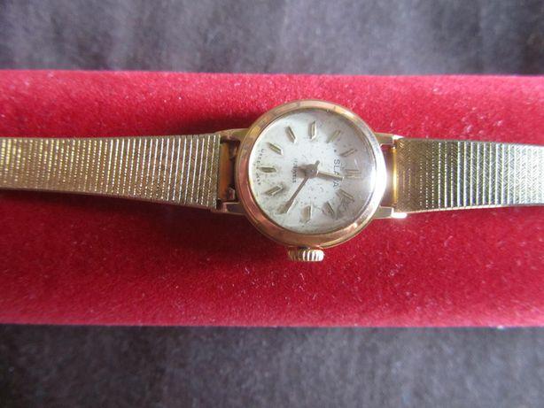 продам часы позолота СССР