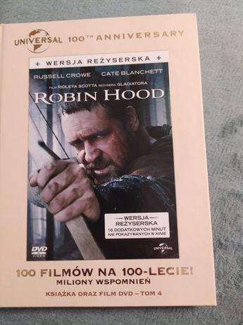 Robin Hood - film na DVD