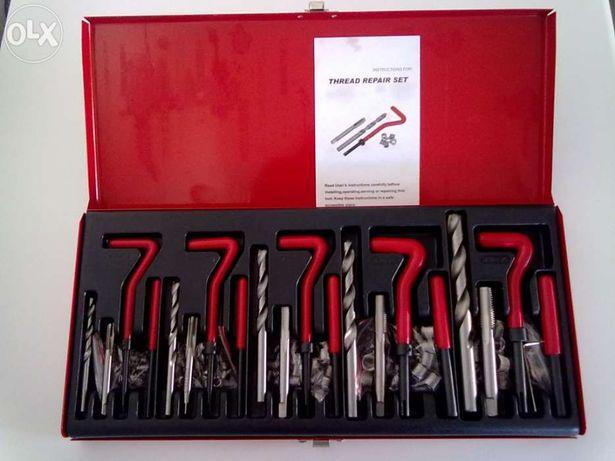 Kit Reparação de Roscas - HELICOIL
