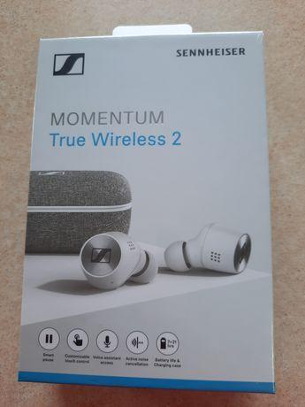 Słuchawki Sennheiser Momentum True Wireles 2