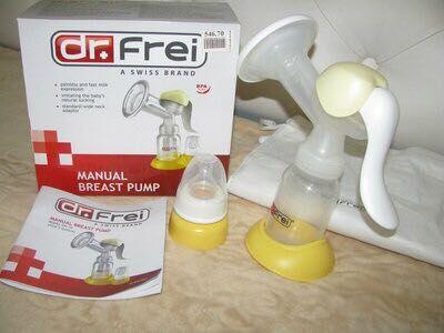 Молокоотсос вакуумный Dr.Frei