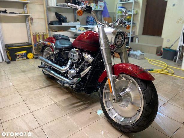 Harley-Davidson Fat Boy Sprzedam Harley Fat Boy