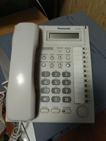 Мини атс с телефоном Panasonic