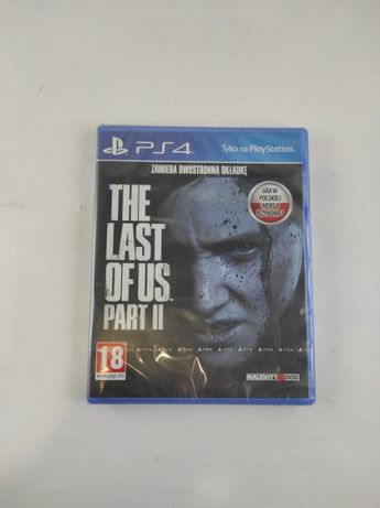 GRA NA PS4 The Last of Us Part 2