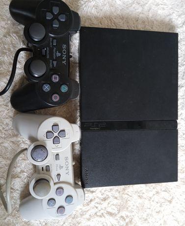 PlayStation2 +2 джойстика і пару ігор!!!