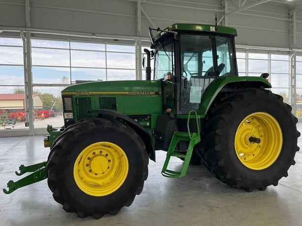 Трактор John Deere 7800-1995 рік