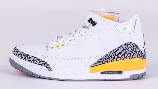 "Air Jordan 3 Retro ""Laser Orange"" Rozmiar 10.5 US ( W ) - 42.5"