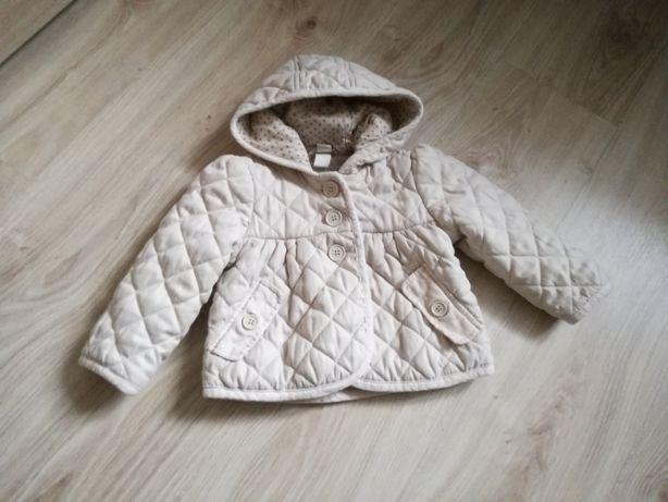 Kurteczka, kurtka, płaszczyk dla dziewczynki