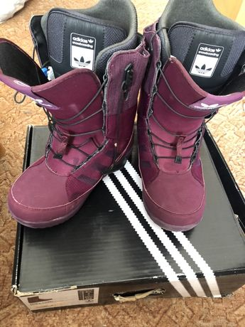 Сноубордические ботинки Adidas (Ботинки для сноуборда)