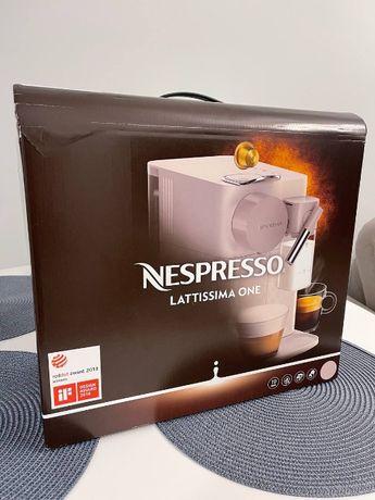 nespresso lattissima one кофемашина delonghi