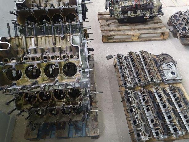 Блок головки двигателя ГБЦ Газ 53 3307 66 Паз Зил 130 131 Д240 Камаз