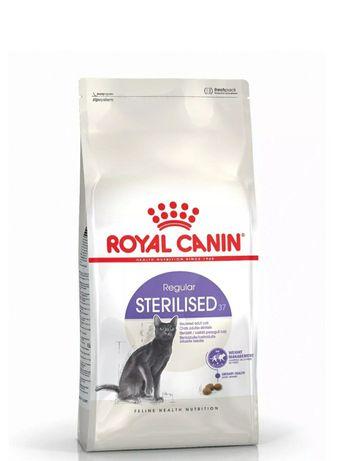 Royal Canin Regular Sterilised 37 4kg.