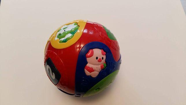 Kula hula Vtech - zabawka edukacyjna dla dzieci